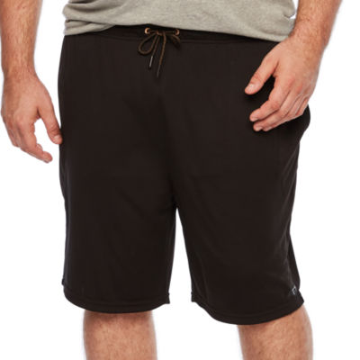 Copper Fit Mesh Workout Shorts Big and Tall