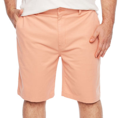 The Foundry Big & Tall Supply Co. Mens Stretch Chino Shorts-Big and Tall