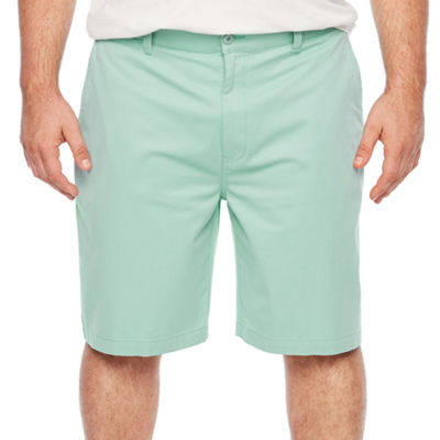 The Foundry Big & Tall Supply Co. Chino Comfort Waistband Shorts-Big and Tall
