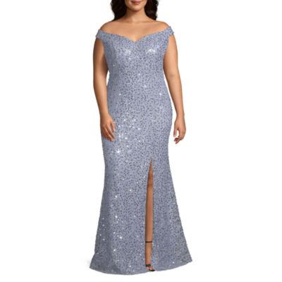 Emerald Sundae Sleeveless Party Dress-Juniors