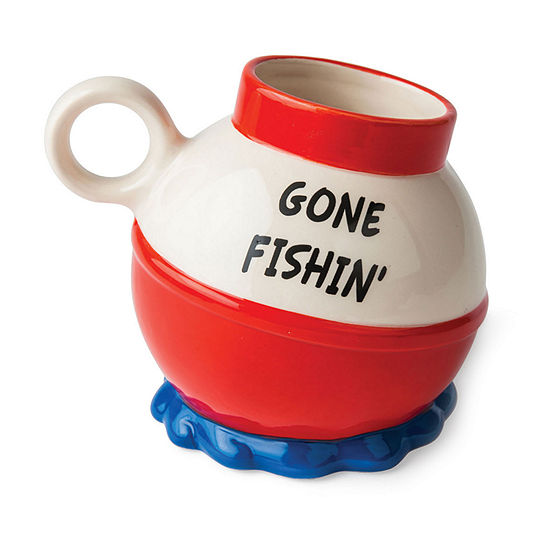 Big Mouth Inc.® 'Gone Fishin' Coffee Mug