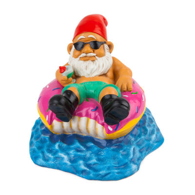 Big Mouth Inc.® Donut Worry Be Happy Garden Gnome