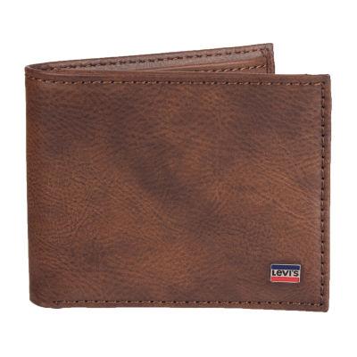 Levi's® RFID Secure Bi-Fold Wallet