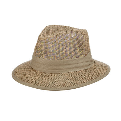 St. John's Bay™ Open Weave Safari Hat