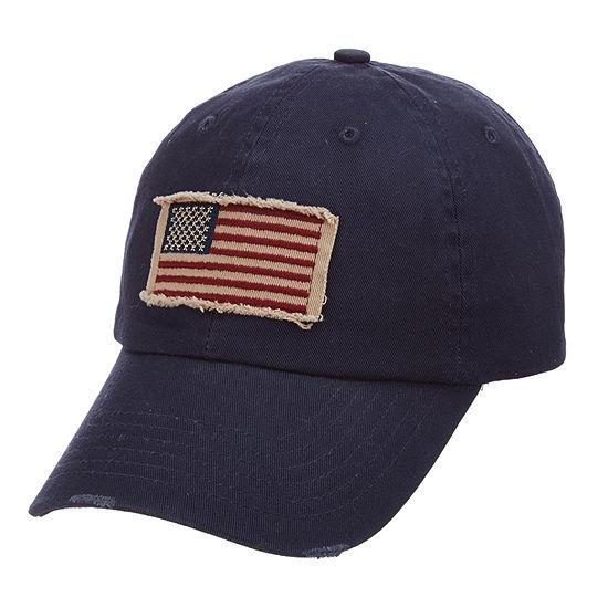 City Streets® American Flag Baseball Cap