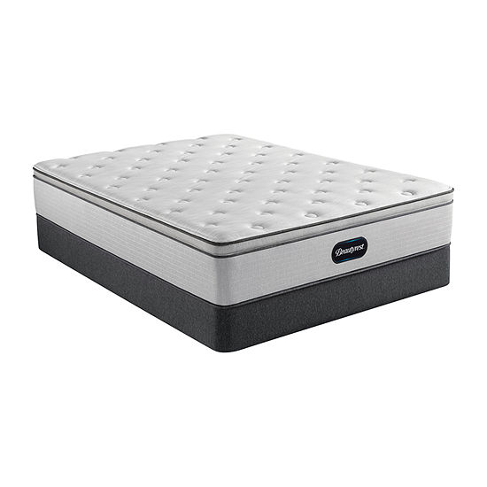 Beautyrest ® BR800™ Medium Pillow Top - Mattress + Box Spring