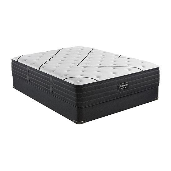 Beautyrest Black® L-Class Plush - Mattress + Box Spring