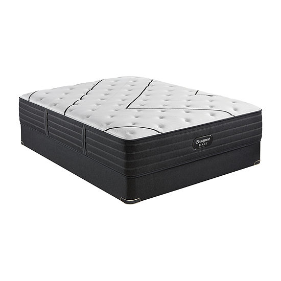 Beautyrest Black L Class Medium Mattress Box Spring