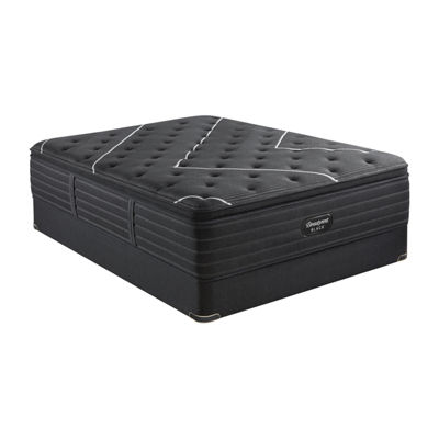 Beautyrest Black® C-Class Plush Pillowtop - Mattress + Box Spring
