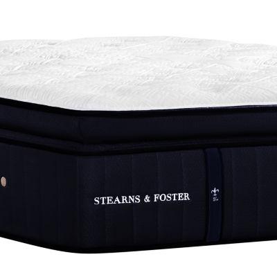 Stearns and Foster® Cassatt Luxury Plush Tight Top – Mattress Only