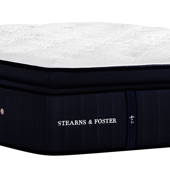 Stearns and Foster® Cassatt Luxury Firm EPT – Mattress Only