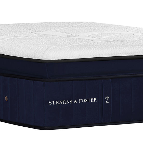 Stearns And Foster Hepburn Luxury Plush Ept Mattress Only