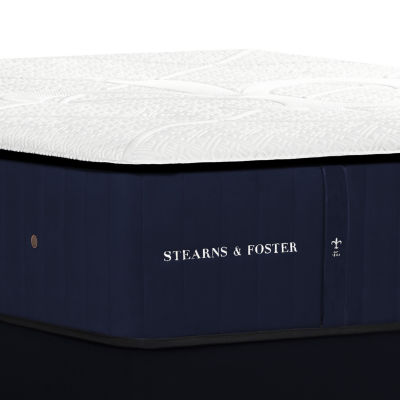 Stearns and Foster® Hepburn Luxury Plush Tight Top- Mattress + Box Spring
