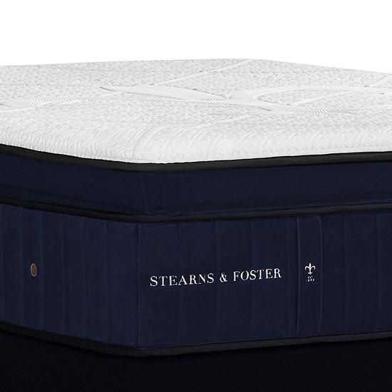 Stearns and Foster® Hepburn Luxury Plush EPT- Mattress + Box Spring