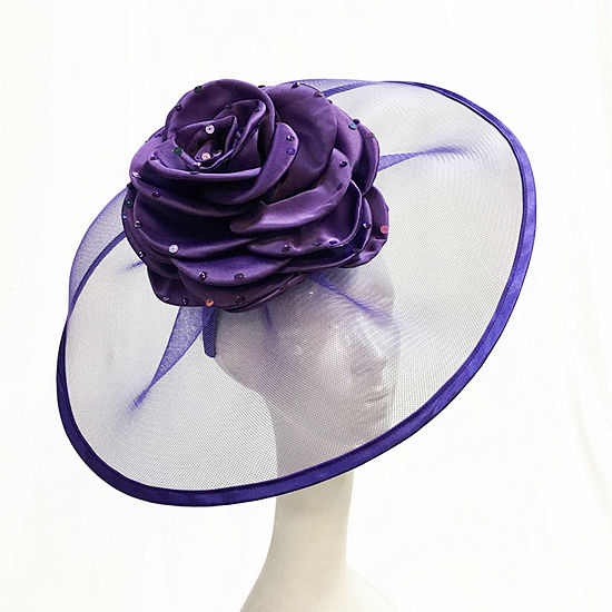 Whittall Shon Special Occasion Hat Derby Hat
