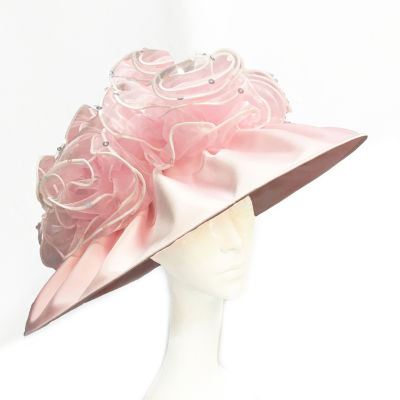 Whittall & Shon Special Occasion Hat Derby Hat