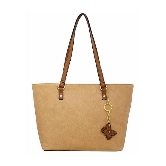 St. John's Bay Charm Tote Bag