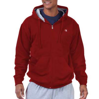 Champion Champion Mens Long Sleeve Hooded Hoodie-Big and Tall