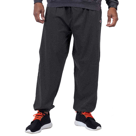 Champion Big and Tall Champion Mens Athletic Fit Pull-On Pants