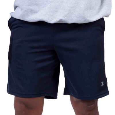 Champion Mens Elastic Waist Jogger Short-Big and Tall