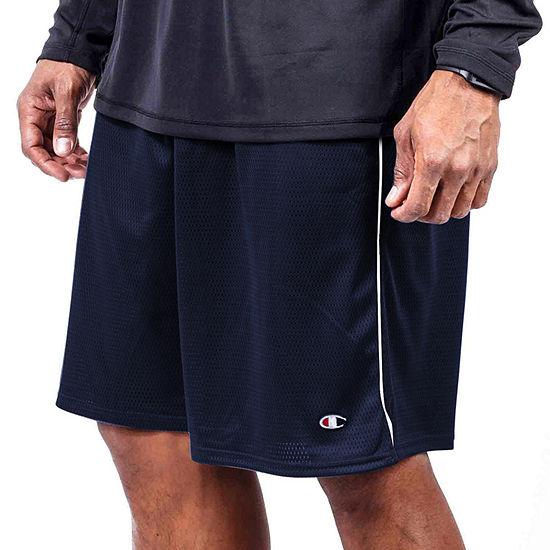Champion Mens Elastic Waist Basketball Short Big and Tall