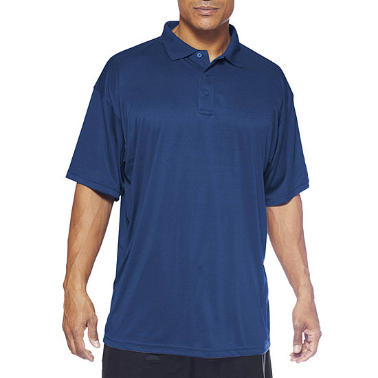 Champion Mens Short Sleeve Polo Shirt Big and Tall