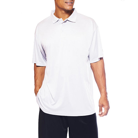Champion Big and Tall Mens Short Sleeve Polo Shirt