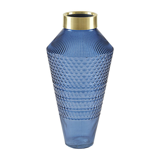 Madison Park Camden Textured Vase