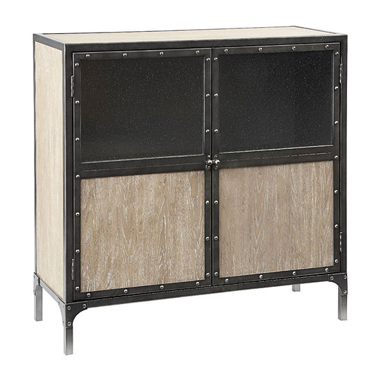 Madison Park Brewer 2 Doors Accent Cabinet