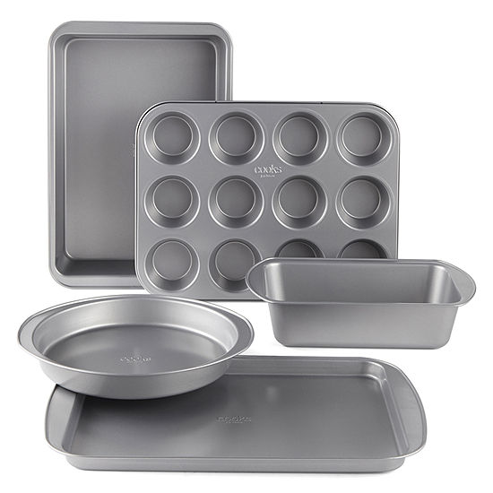 Cooks 5-pc. Bakeware Set