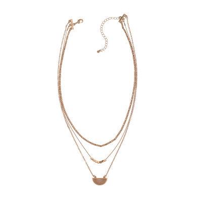 a.n.a. Layered Strand Necklace