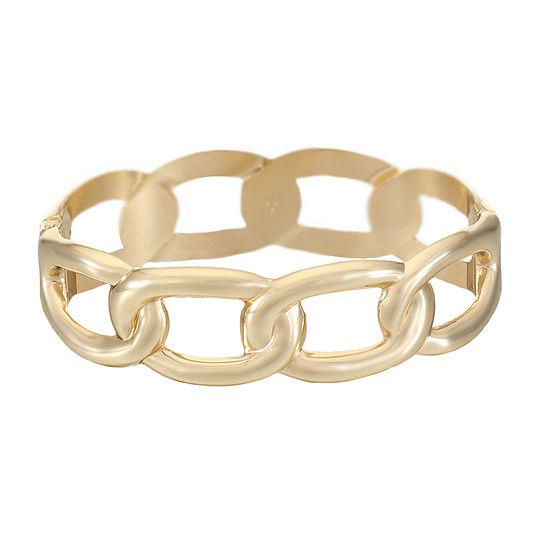 Worthington Chain Link Bangle Bracelet
