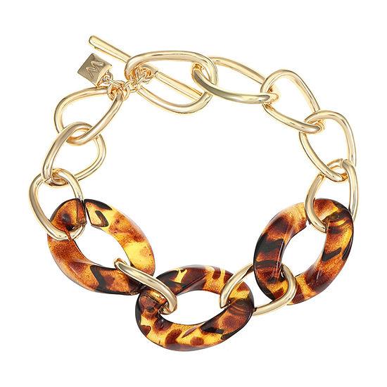 Worthington Resin Chain Bracelet
