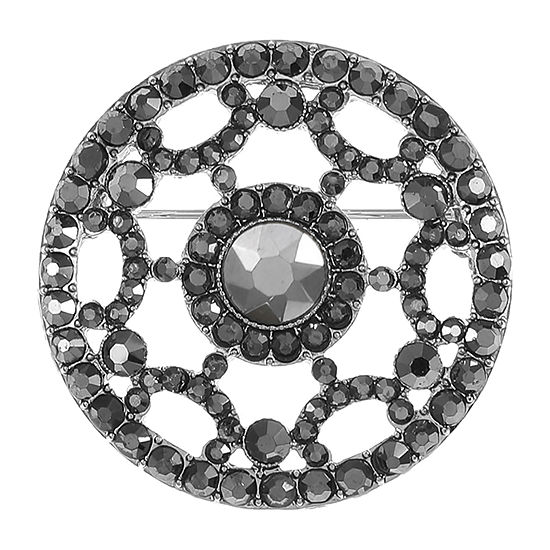 Monet Jewelry Gray Pin