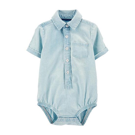 Oshkosh-Baby Boys Bodysuit