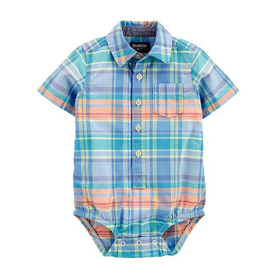 Oshkosh Baby Boys Bodysuit