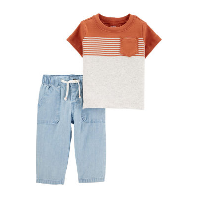 Carter's Baby Boys 2-pc. Pant Set