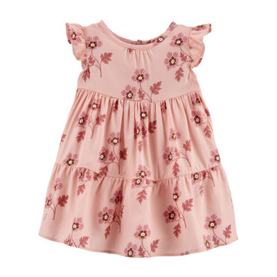 Carter's Baby Girls Short Sleeve A-Line Dress