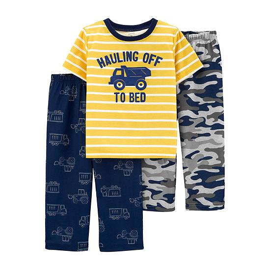 Carter's Boys 3-pc. Pajama Set Toddler