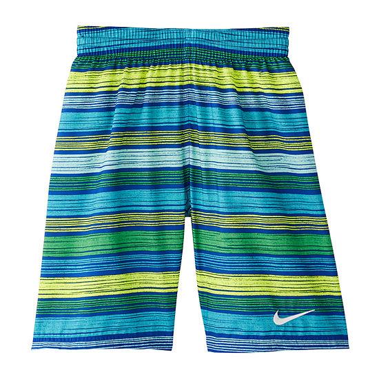 Nike Boys Swim Trunks-Big Kid