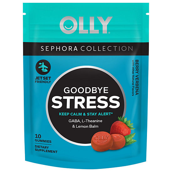 SEPHORA COLLECTION Sephora Collection x OLLY: Goodbye Stress Travel Size