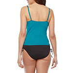 Liz Claiborne Tankini Swimsuit Top or Swimsuit Bottom