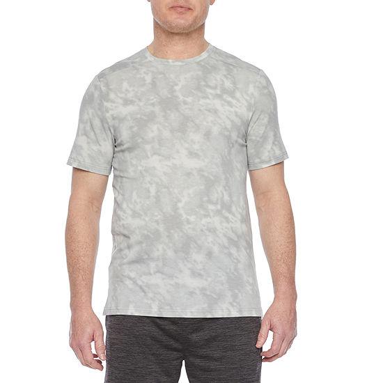 Xersion Running Mens Crew Neck Short Sleeve T-Shirt