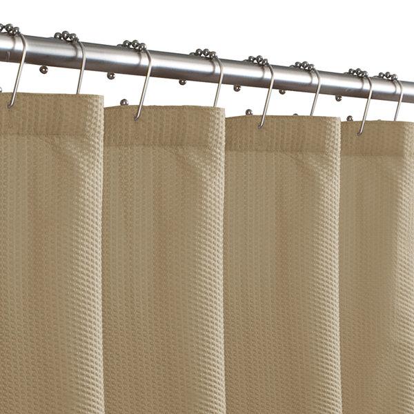 Norwich Microfiber Shower Curtain Liner