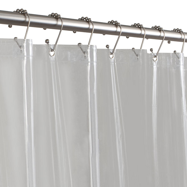 Maytex 5 Gauge PVC Shower Curtain Liner
