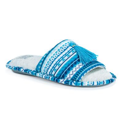 Muk Luks Women's Florence Slip-On Slippers