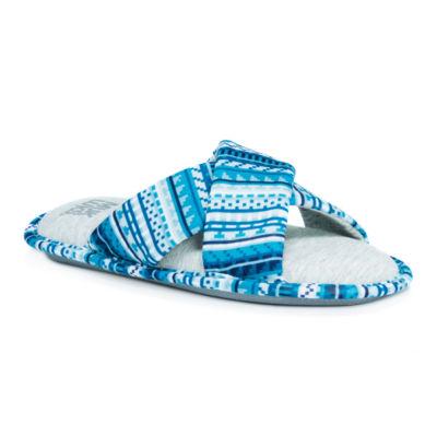 Muk Luks Women's Magda Slip-On Slippers
