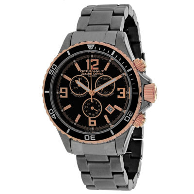 Oceanaut Mens Gray Bracelet Watch-Oc8334