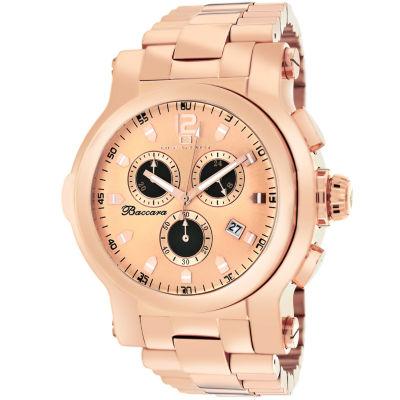 Oceanaut Mens Rose Goldtone Bracelet Watch-Oc0825