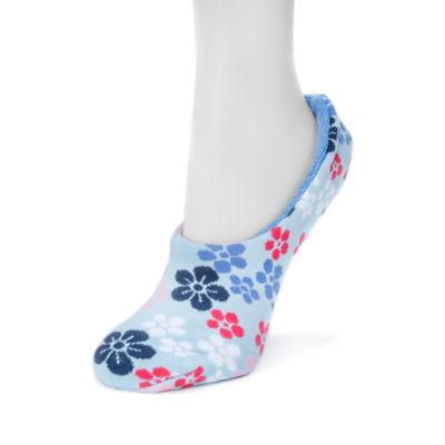 Muk Luks Slipper Socks - Womens